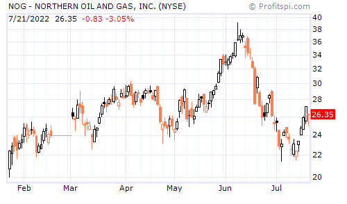NOG - NORTHERN OIL AND GAS, INC. (NYSE_AMEX)